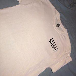 mama graphic tshirt